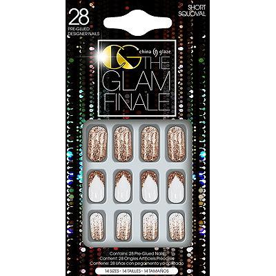 China GlazeLimited Edition Nail Tips 28 Pc Set