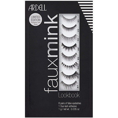 Ardell Faux Mink Lash Lookbook 8 Pairs %2B Duo