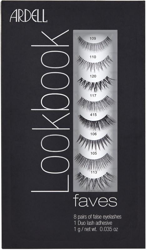 Ardell Lash Lookbook 8 Pairs + Duo Glue (Gift Set)