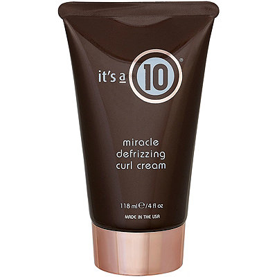 It's A 10Miracle Defrizzing Curl Cream