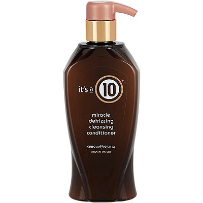 It's A 10Miracle Defrizzing Cleansing Conditioner