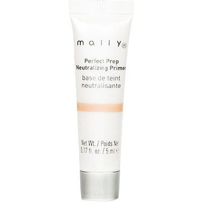 Online Only FREE deluxe Perfect Prep Poreless Primer w/any $25 Mally purchase