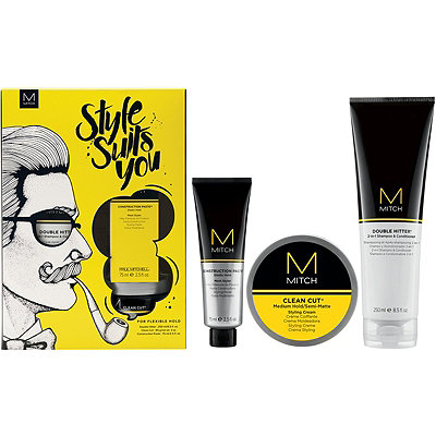 Paul Mitchell Online Only Style Suits You Gift Set