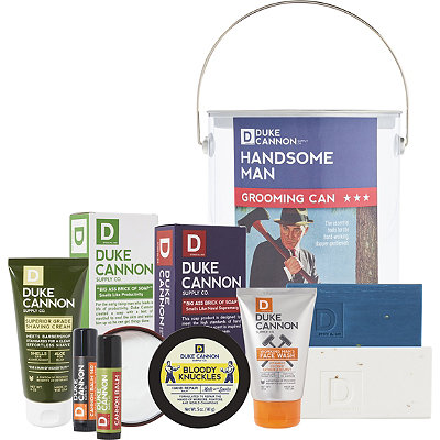 Duke Cannon Supply CoHandsome Man Grooming Can