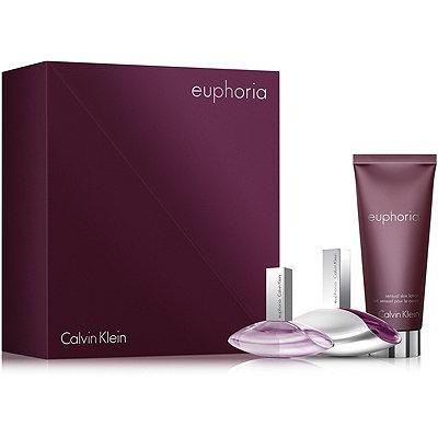 Calvin KleinEuphoria for Women Gift Set