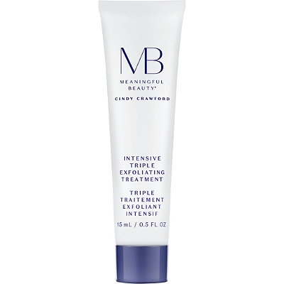 Meaningful BeautyFREE Triple Exfoliating Treatment w/any Meaningful Beauty purchase