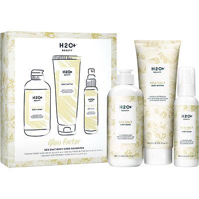 H2O PlusOnline Only Glow Factor Sea Salt Body Care Favorites