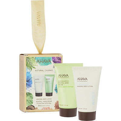 Ahava Online Only Ornament Natural Charms Body Set