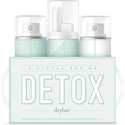 Drybar Little Box of Detox