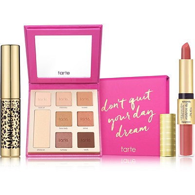 TarteOnline Only Gorgeous On-The-Go Color Collection