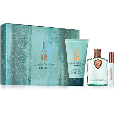 Shawn MendesOnline Only Shawn Mendes Signature Gift Set