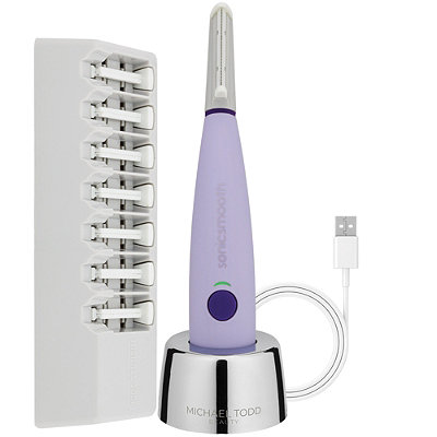 Michael Todd Beauty Online Only Sonicsmooth Sonic Dermaplaning System