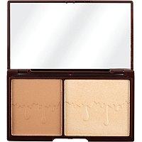 Mini Chocolate, Bronze &Amp; Glow, Powder Bronzer &Amp; Highlighter Duo by Makeup Revolution