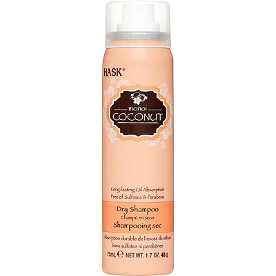 Hask FREE travel size Coconut Dry Shampoo w%2Fany %2412 Hask purchase