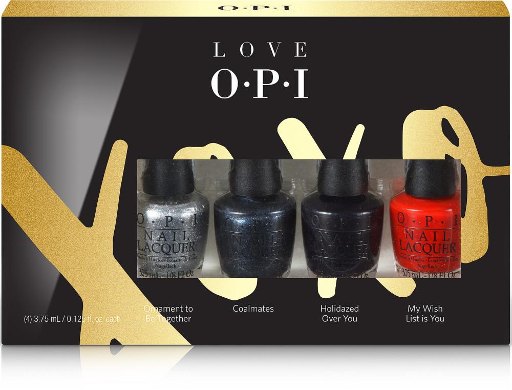 OPI Love OPI XOXO 4 Pc Mini Set | Ulta Beauty