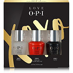 Love OPI XOXO Infinite Shine Trio Set
