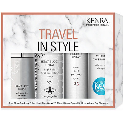 Kenra ProfessionalProfessional Travel in Style Kit