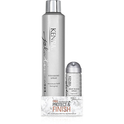 Kenra Professional Platinum Protect and Finish Duo