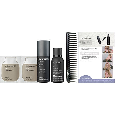 Living Proof Online Only Style Lab Beachy Waves Kit