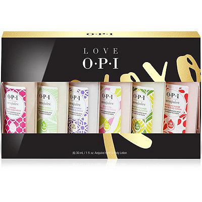 OPIOnline Only Love OPI XOXO 6 Pc Avojuice Set