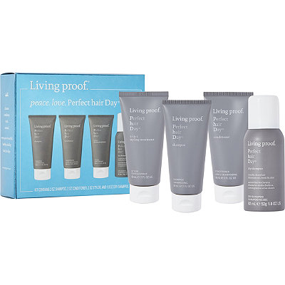 Living ProofPeace. Love. Perfect Hair Day Kit