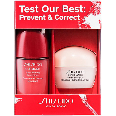 ShiseidoTest Our Best%3A Prevent %26 Correct