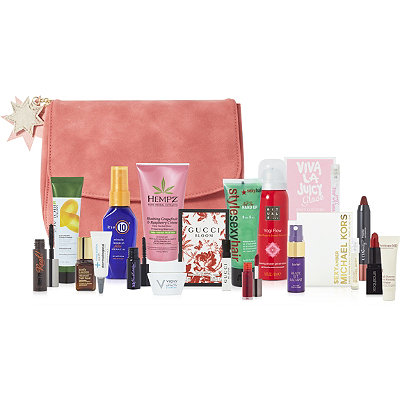 Variety Online Only FREE 18pc Spice Beauty Bag with any %2475 purchase