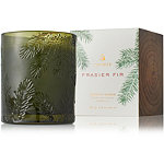 Online Only Frasier Fir Poured Green Candle