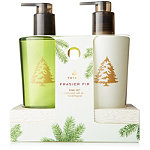 Thymes Online Only Frasier Fir Sink Set with Caddy