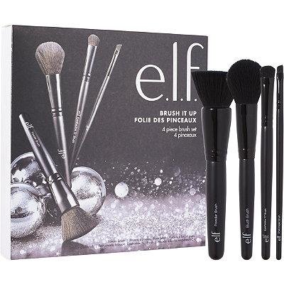 e.l.f. CosmeticsOnline Only 4 Piece Brush Kit