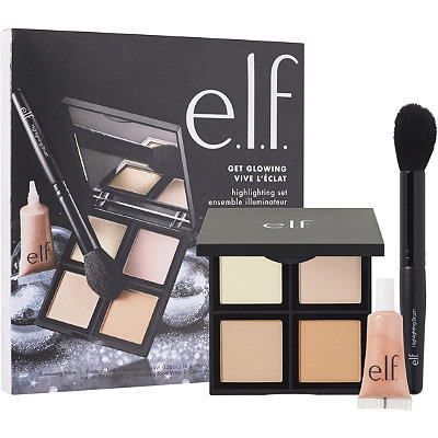 e.l.f. CosmeticsOnline Only Get Glowing Highlighting Set