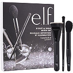 Online Only Sculpt %26 Shine 3 Piece Brush Set