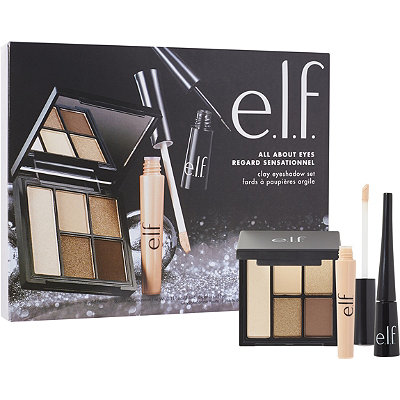 e.l.f. CosmeticsOnline Only All About Eyes Clay Eyeshadow Set