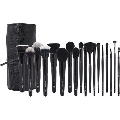 e.l.f. Cosmetics Online Only 19 Piece Brush Kit