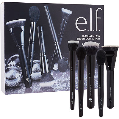 e.l.f. CosmeticsOnline Only Flawless Face Brush Kit