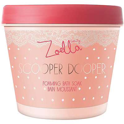 Zoella BeautyOnline Only Scooper Dooper Foaming Bath Soak