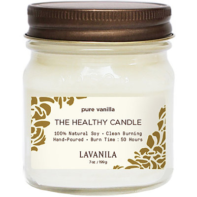 Online Only The Healthy Candle - Pure Vanilla