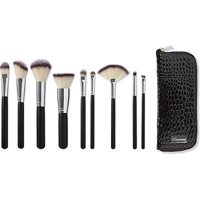Set 502 9 Vegan Brushes