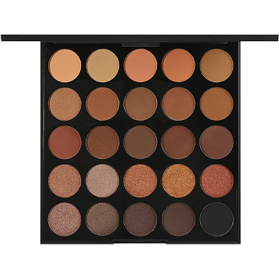 Morphe25A Copper Spice Eyeshadow Palette
