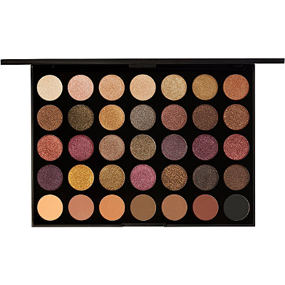 Morphe35F Fall into Frost Eyeshadow Palette