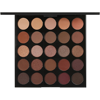 Morphe25B Bronzed Mocha Eyeshadow Palette