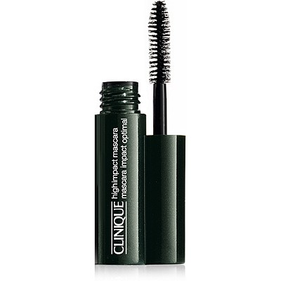 FREE Treat! Receive a deluxe sample High Impact Mascara w/any $25 online Clinique purchase