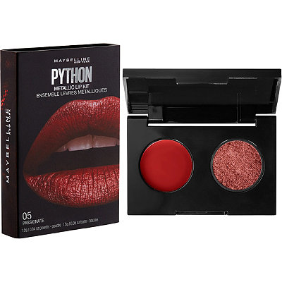 MaybellineLip Studio Python Metallic Lip Kit