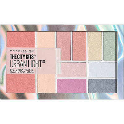 MaybellineThe City Kits All-in-One Eye & Cheek Palette