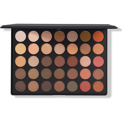 MorpheOnline Only 35OS Nature Glow Shimmer Eyeshadow Palette
