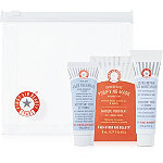 Online Only FREE 4pc Gift w%2Fany %2450 First Aid Beauty purchase