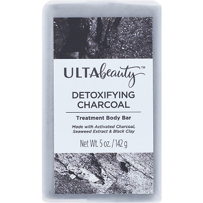 ULTADetoxifying Charcoal Treatment Body Bar