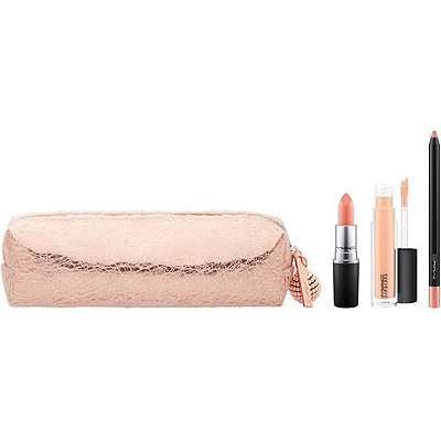 MACSnow Ball Lip Bag