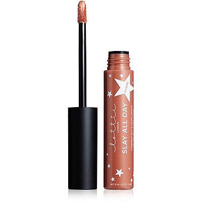 Lottie LondonOnline Only Slay All Day Longwear Metallic Liquid Lipstick