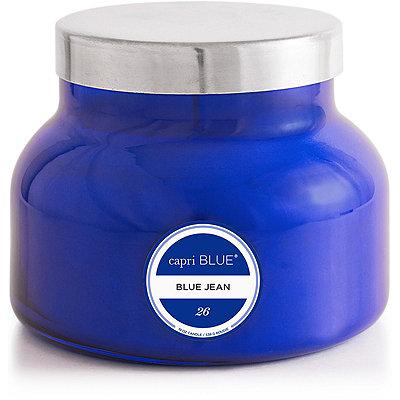 Capri BlueOnline Only Blue Jean Blue Signature Jar Candle